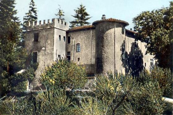 le château de lhom